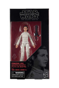 """Star Wars The Black Series Princess Leia (Bespin Escape) 6"""""""
