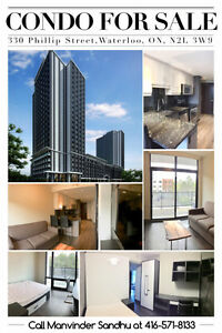 Condo for sale in Waterloo