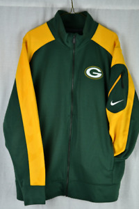 Green Bay Packers Jacket by Nike - Like New, Mens Large