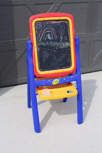 Fisher Price Easel w/ chalk board