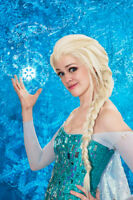 ELSA`ANNA* Scheme A DREAM Storybook Princess Visit 204 962 2222