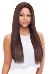 Vanessa Infinity Lace Front Flex Part Brazilian Human Hair Blend