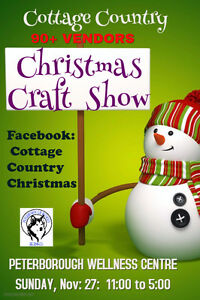 Cottage Country Peterborough Christmas Craft Show Kawartha Lakes Peterborough Area image 1