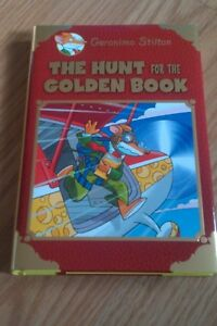 Geronimo Stilton The Hunt For The Golden Book