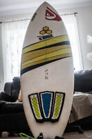 SURF AllMerrick PoD MoD 5'10 Channel Islands Surfboard
