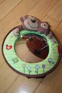 Fisher Price monkey car mirror