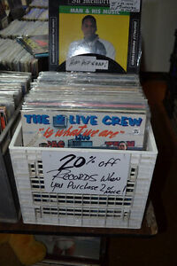 SWEET! NOW OPEN AT 11-6! VINTAGE & VINYL RECORDS & COLLECTIBLES Windsor Region Ontario image 9