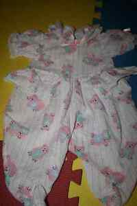 Baby Girl Clothes 3-6 months London Ontario image 10