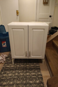 """Cabinet - 24x12x30, Doors are 24""""high"""