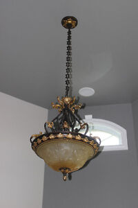 Beautiful lighting for sale - can be sold separately