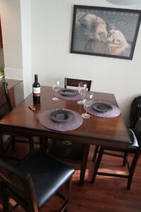 5 PC Dinner Table 4 seats