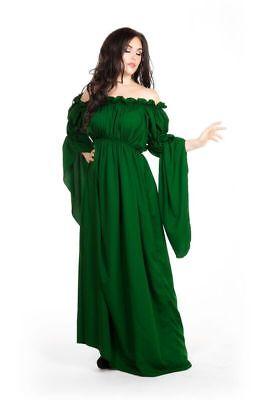 Reminisce Medieval Renaissance Costume Celtic Chemise PRE ORDER Empire Waist