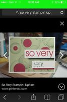 So very by stampin up
