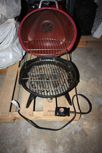 Petit barbecue/grill électrique / Small electric BBQ