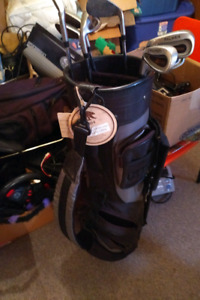 Golf clubs left handed