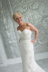 Wedding Dress - Jacquelin Bridal Private Collection Windsor Region Ontario image 2