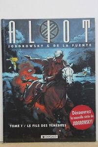 Aliot Tome 1 BD Bande dessinée