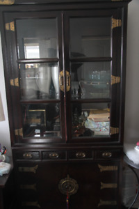 Wooden Cabinet made in Thailand Imported