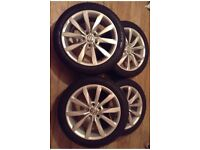 For sale genuine Vw alloys