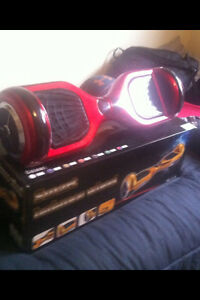 HOVERBOARD.   PAID $450  selling for $250.