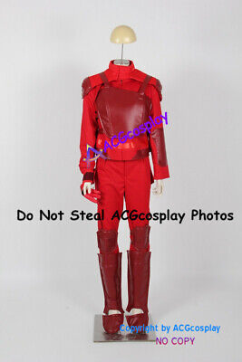 Katniss Everdeen Cosplay Costume from The hunger games cosplay include emblem