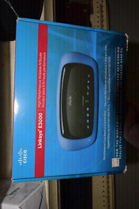 CISCO Linksys  E3000 Wireless N Router