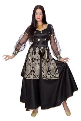 1001 Nacht Kleid Kostüm Bollywood Lady Orient Alibaba - Bollywood Prinzessin Kostüme