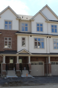 BRAND NEW LUXURY TOWNHOME IN BROOKLIN FOR RENT!