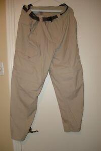Pantalon COLUMBIA de couleur beige