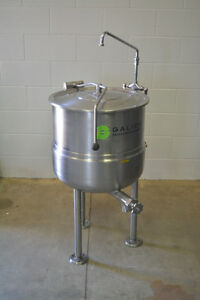 25 Gallon Steam Jacketed Cleveland Kettle Kitchener / Waterloo Kitchener Area image 9