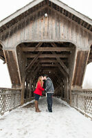 Winter Engagement Sessions