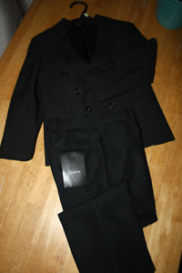 Boy's Black suit
