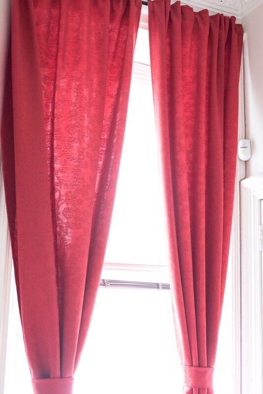 Ikea Blekviva Curtains Like New In Edinburgh City