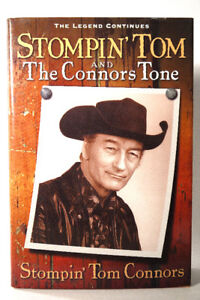 """The Legend Continues STOMPIN' TOM Connors """"The Hockey Song"""""""