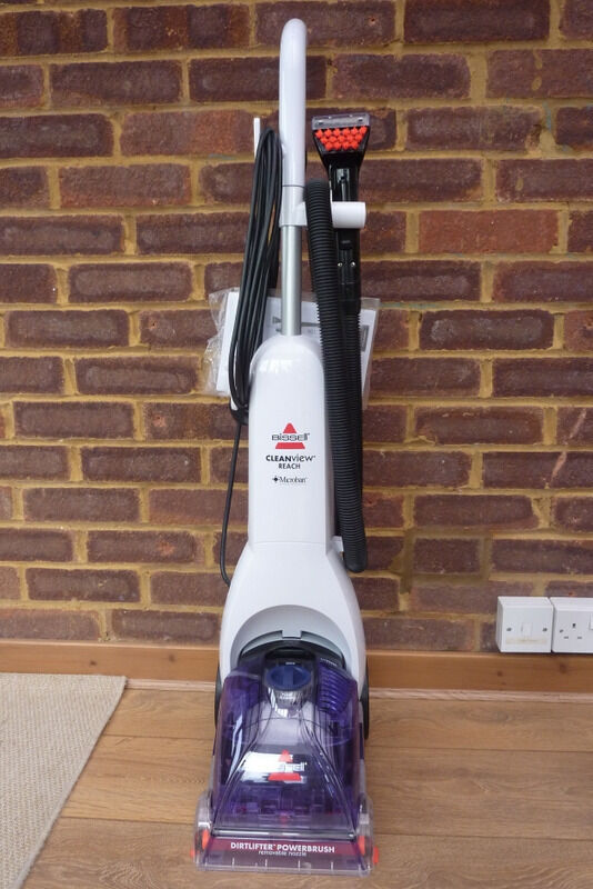Bissell Cleanview Reach Carpet Cleaner | in Tunbridge Wells