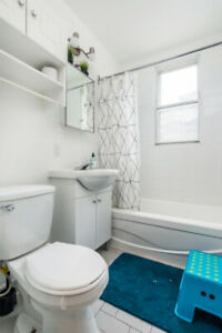 4 1/2 NDG fully renovated ready today