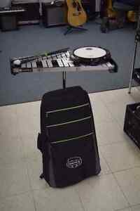 **LIKE NEW** MAPEX 32 Bell Xylophone Backpack Percussion Kit
