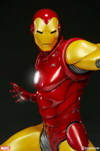 Sideshow Avengers Assemble 1/5 Scale Iron Man Statue NEW