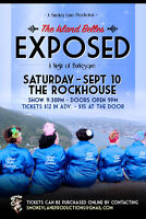 The Island Belles Exposed - A Night of Burlesque
