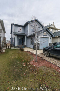 Enjoy living in a Fully Furnished, 2-B.R, Walk out basement