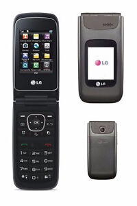 FOR CONSTR WORKERS LG A341 | COMPACT FLIP PHONE DESIGNED W EASE