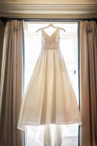Magnifique robe de mariée Christina Wu ivoire taille 6