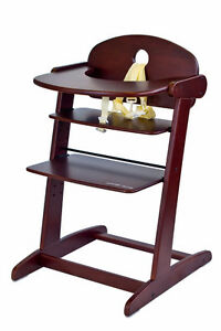 BRAND NEW IN BOX Guzzie+Guss Buffet Highchair - VANILLA