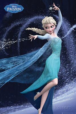 Frozen - Elsa Let It Go Poster Print, 24x36