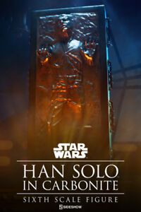 Hot Toys Han Solo in Carbonite Sixth scale! $350