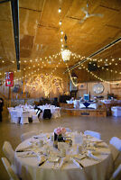 Wedding Chair Covers and Other decorations for sale