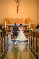 15% off Wedding Photography until May 15th.