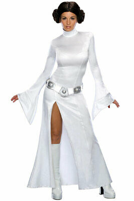Brand New Sexy Star Wars Princess Leia Adult Halloween Costume