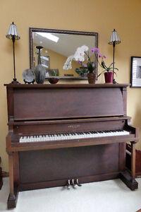 1925 Gerhard Heintzman Upright Piano
