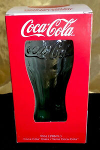 COCA COLA 10oz limited edition promo glass